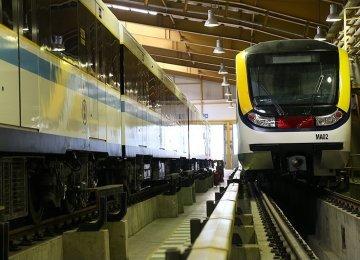 Tehran Metro to Reach Parand in SW