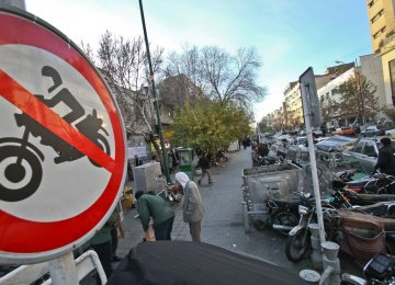 2.8m Substandard Motorbikes Are Big Polluters