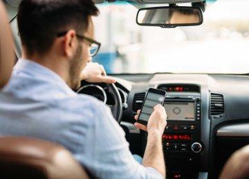 Bigger Penalties for Mobile Phone Driving in Iran