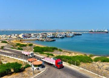 Chabahar Port to Go Smart