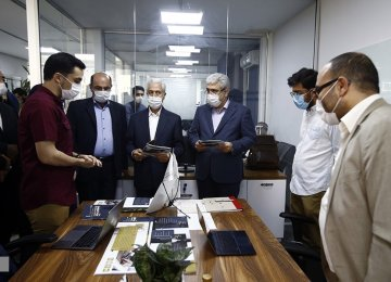 Iran Extending Reach of Technology Ecosystem