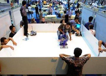 Robotics, AI Competition in Tehran