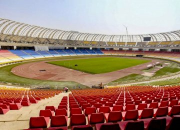 Isfahan Stadium Gets WiFi, Fiber Optic Connection