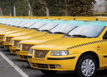 Iran Disaster Management Body Enlists Aid From Cabbies