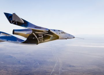 Virgin Galactic Aborts First Powered Spaceflight From New Mexico