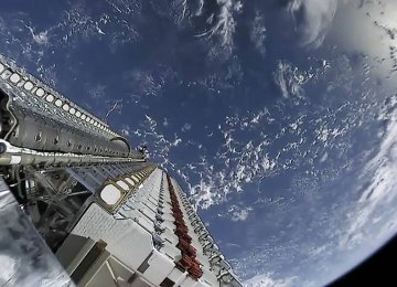 SpaceX's Starlink Plans to Offer Global Coverage Around September