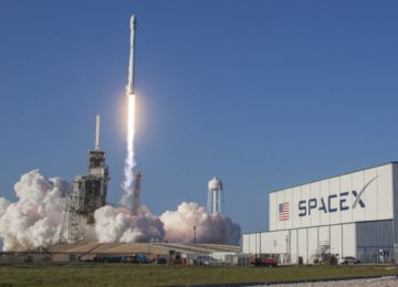 SpaceX Plans to Blow Up Rocket Over Atlantic Ocean Next Week