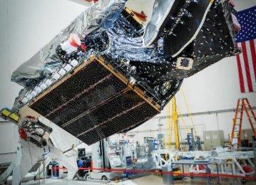 SpaceX Rocket Launches Sirius XM Digital Radio Satellite