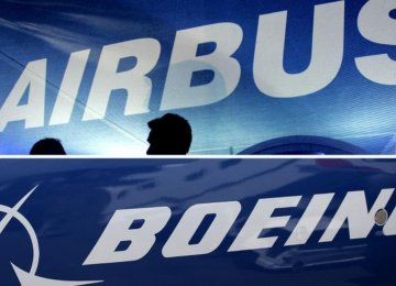 Airbus is further ahead of Boeing in the sales process.