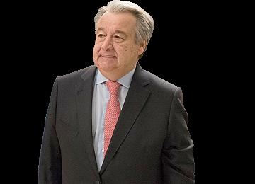 Guterres Seeks Second Term