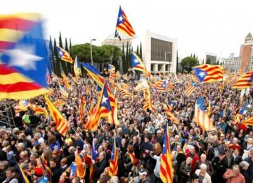 Catalonia Announces Oct. Independence Referendum