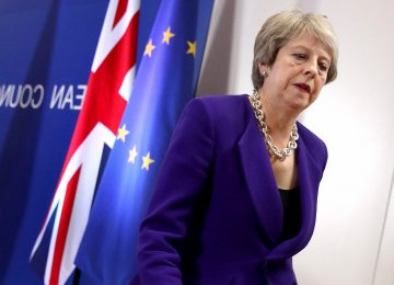 Brexit Crisis: Theresa May in Trouble