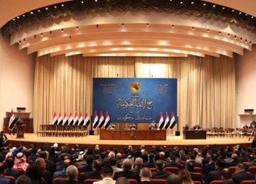Iraqi Parliament Votes to Expel All Foreign Troops
