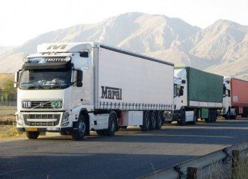 Pakistan Fruit Cargo Arrives in Kazakhstan via Iran
