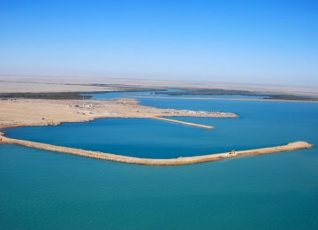 The bilateral agreement between India and Iran gives India the right to develop two berths of Chabahar as agreed in 2015, allowing them to be operated for 10 years by the Indian side.