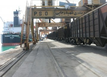IRIR Launches Direct Ship-to-Train Freight Transfer