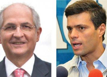 Venezuela's Key Opposition Leaders Rearrested