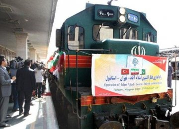 Iran Lowers Transshipment Cost for ECO Train