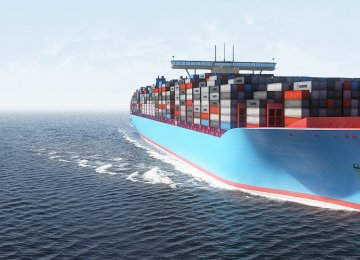 Shipping containers carry 90% of the world's manufactured goods.
