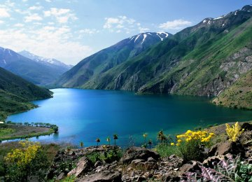 Iran's Most Scenic Lakes