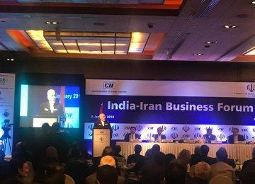 Iran, India Discuss Economic Ties