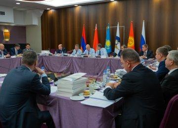 Eurasian Economic Union Finalizes FTZ Agreement With Iran