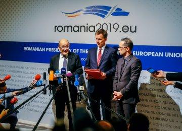 EU Unveils New Trade Mechanism for Trade with Iran: INSTEX