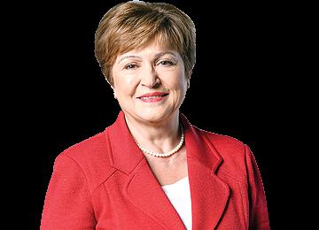 Divided EU Taps Bulgaria's Georgieva as IMF Candidate