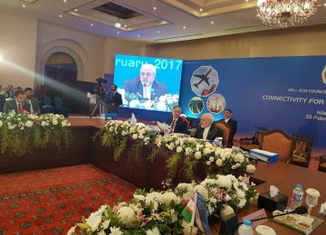 Zarif: Need to Restructure ECO