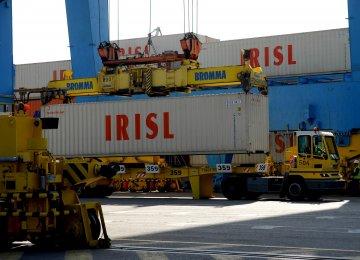 Iran Annual Non-Oil Trade Exceeds $87b