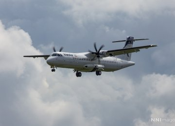 Iran Air to Receive 4 New ATR Jets by Friday - Photo NNImage