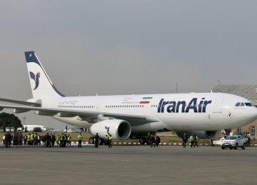 Sweden Approves Resumption of Iran Air Flights