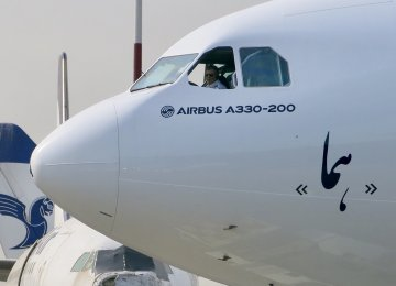 Iran: Any Attempt to Block Plane Sales Violates JCPOA - (Photo Alireza Izadi Financial Tribune)