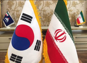 South Korea, Iran to Trade in Local Currencies