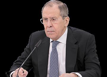 Lavrov: American Plan to Restore Iran Sanctions Will Fail