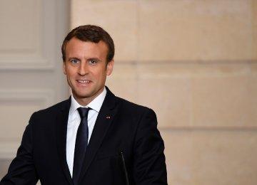Macron Faces 'Hot' Autumn as Labor Reform Talks Enter Last Leg