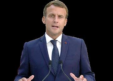 Macron: Maximum Pressure on Tehran Ineffective