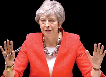 PM May Lost & Ruined: Humiliation Renewed