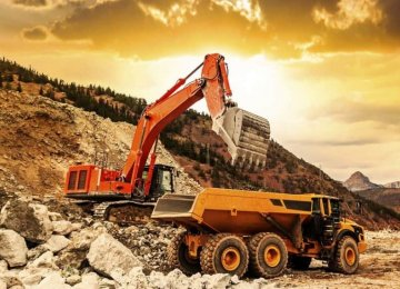 Q1 Mining PPI Exceeds 110%