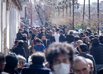 Virus Infections Cross 120,000 in Iran