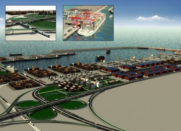 Caspian Facility Biggest Northern Port in Iran