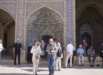 Iran Tourism Grows 1.9% to Account for 6.5% of GDP