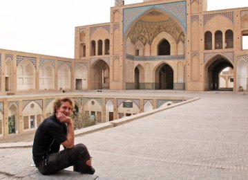 52% Rise in Iran Visitors
