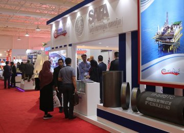 More than 800 international companies are present this year.