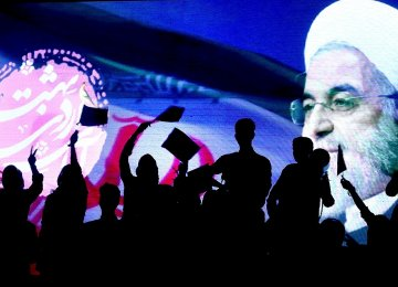 Rouhani Wins Iran Presidential Election Vote Count