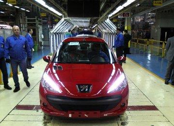 IKCO Starts Peugeot 207 Sedan Production