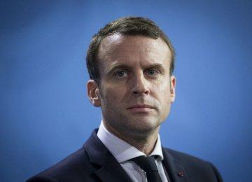 Macron Criticized for Celebrating Birthday in Royal Style