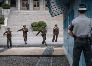 N. Korea Agrees to Talks as US, South Postpone Drills