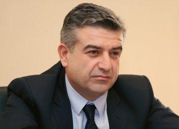 Armenia Prime Minister to Visit