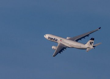 IranAir Resumes Europe Flights